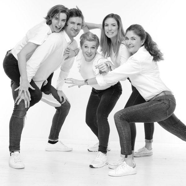 Séance Photo Groupe Shooting Photo entreprise -teambuilding