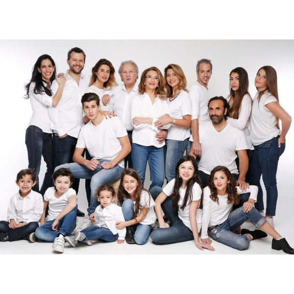 Séance Photo Groupe Shooting Photo famille